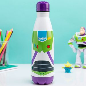 Disney Toy Story Buzz Lightyear Metal Water Bottle From Funko