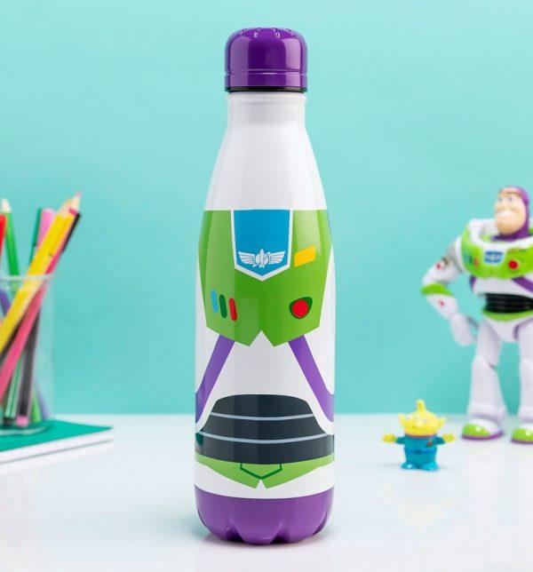 Disney Toy Story Buzz Lightyear Metal Water Bottle from Funko