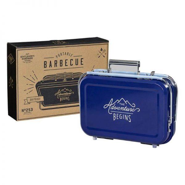 Large BBQ Suitcase