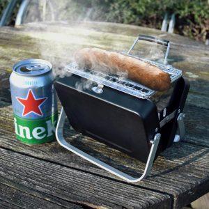 World's Smallest BBQ