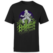Beetlejuice Faded T-Shirt – Black – XS – Black