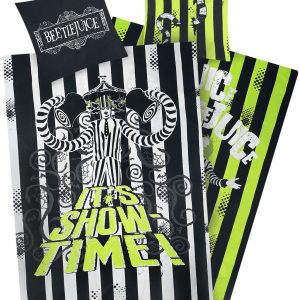 Beetlejuice It's Show Time! Bedlinen Multicolour