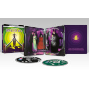 Beetlejuice – Zavvi Exclusive 4K Ultra HD Steelbook (Includes 2D Blu-ray)