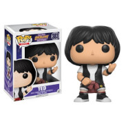 Bill & Ted's Excellent Adventure Ted Theodore Logan Funko Pop! Vinyl