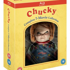 Chucky: Complete 7-movie Collection (Box Set) – Blu-ray