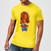 Chucky Out Of The Box Men's T-Shirt – Yellow – M – Yellow