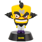 Crash Bandicoot Doctor Neo Cortex Icon Light