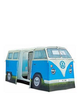 Volkswagen Vw Camper Van Tent - Dove Blue