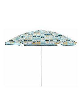 Volkswagen Vw Campervan Family Beach Parasol