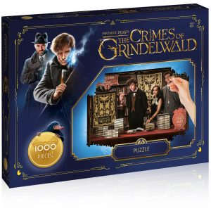 1000 Piece Jigsaw Puzzle – Fantastic Beasts Edition