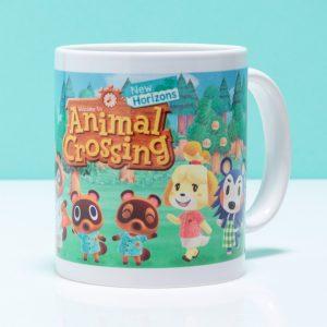 Animal Crossing Line Up Mug