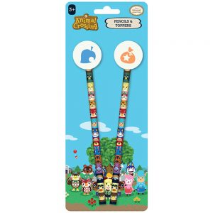Animal Crossing Villager Squares Pencils & Toppers