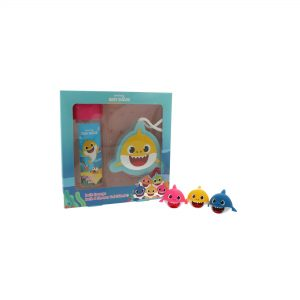 Baby Shark Bubble Bath Play Set