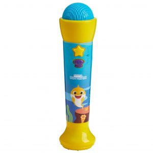 Baby Shark Official Silly Sing-Along Microphone