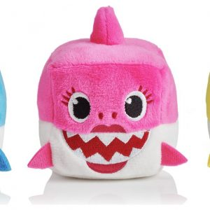 Baby Shark Singing Cubes – 3 Pack
