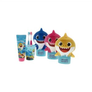 Baby Shark Toothbrush And Shower Gel Pack