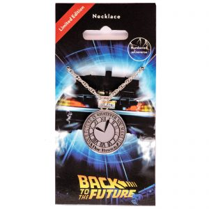 Back To The Future Limited Edition Necklace – Clock Tower
