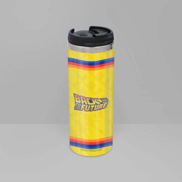 Back to the Future Thermo Travel Mug