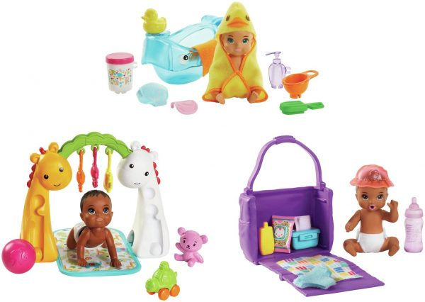 Barbie Babysitter Feature Skipper Doll Assortment