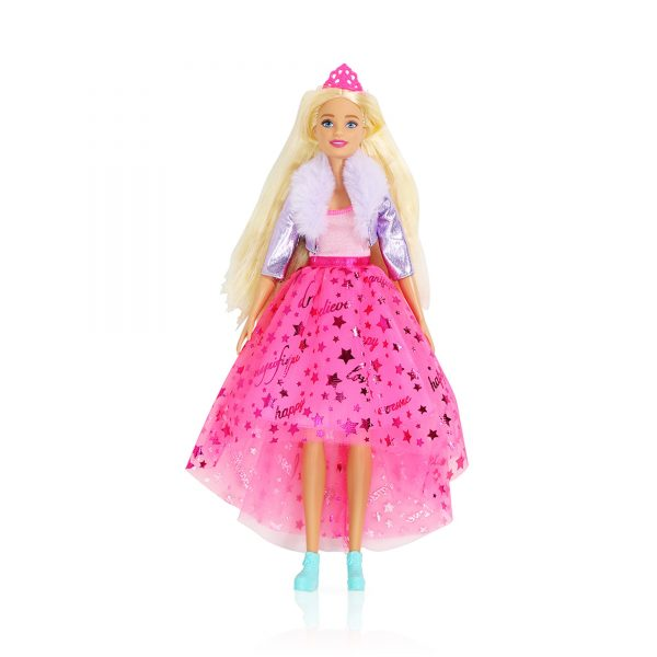 Barbie Princess Adventure Doll Gift Set By Moonpig - Delivery Available