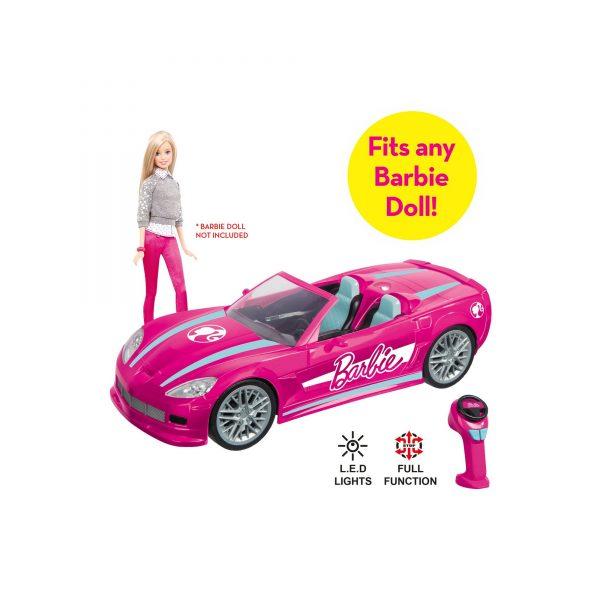 Barbie Remote Controlled Dreamcar