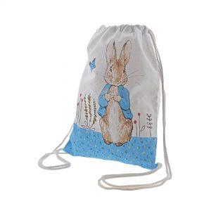Beatrix Potter Peter Rabbit Drawstring Bag