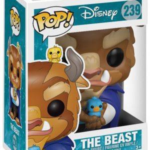 Beauty And The Beast Winter Beast – Vinyl Figure 239 Funko Pop! Multicolor