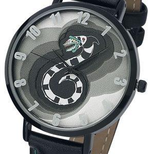 Beetlejuice Sandworm Wristwatches Black