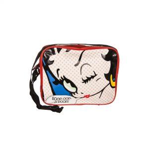 Betty Boop Pop Messenger Bag