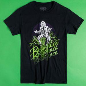 Black Beetlejuice Beetlejuice Beetlejuice T-Shirt