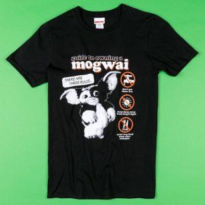 Black Gremlins Mogwai T-Shirt