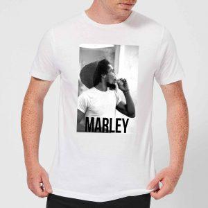 Bob Marley AB BM Men's T-Shirt – White – XS – White