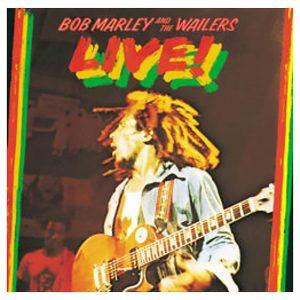 Bob Marley – Live! – Vinyl