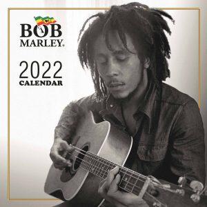 Bob Marley Official Calendar 2022