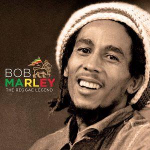 Bob Marley – The Reggae Legend 5LP Box Set