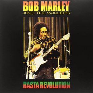 Bob Marley & The Wailers – Rasta Revolution LP