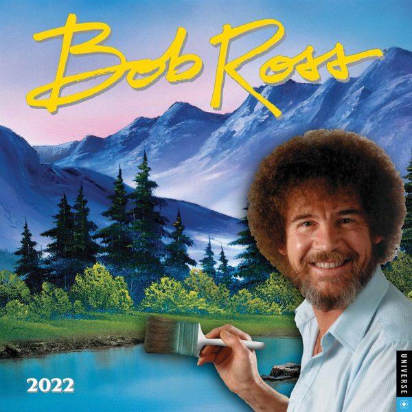 Bob Ross Calendar 2022
