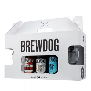 BrewDog Exclusive Craft Beer Gift Set By Moonpig – Delivery Available