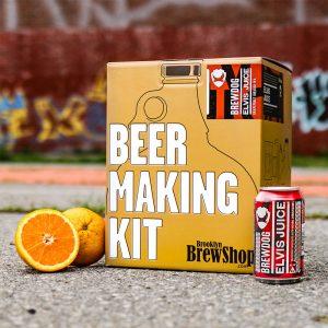 BrewDog's Elvis Juice Beer Making Kit