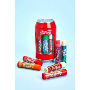 Coca-Cola Can Lip Smacker Set