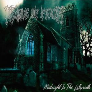 Cradle Of Filth Midnight In The Labyrinth CD Multicolor