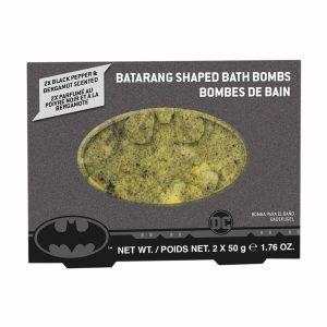 DC Comics Batman, Batarang Official Bath Bombs
