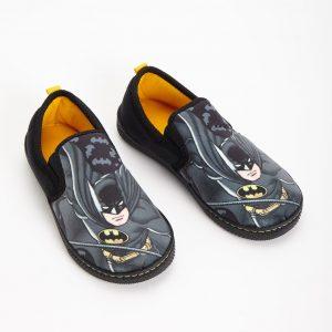 DC Comics Batman Black Slippers – 6-7 Infant