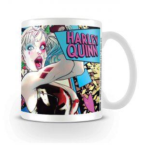 DC Comics Batman, Official Harley Quinn Mug
