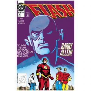 DC Comics – Flash By Mark Waid Book 02