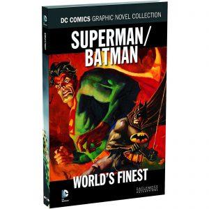 DC Comics Graphic Novel Collection – Superman/Batman: World's Finest – Volume 66