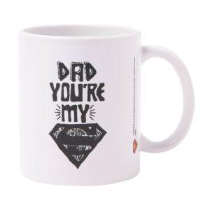 DC Dad You're My Superman Mug