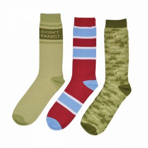 Dad's Army Official Sock Set (One Size)