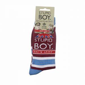 Dad's Army, Stupid Boy Socks (One Size)