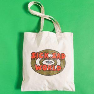 Daria Sick Sad World Tote Bag